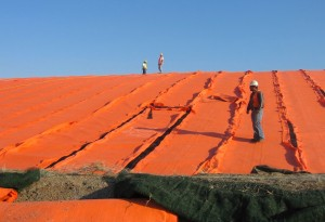 In 2006, superintendent Dave Hartman and 18 International Lining Technology crew members worked on the Humboldt Road project in Chico, California.