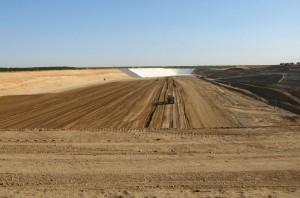 Highway 59 landfill work