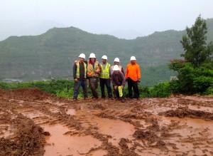 Kapaa landfill project crew