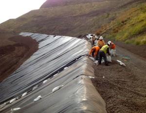 Waimanola Landfill project